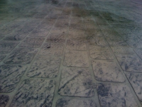 decorative-concrete-stamped-concrete-overlays-cobblestone-pattern-driveway-12