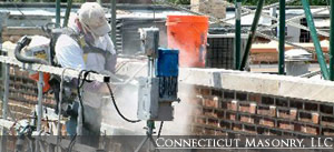 Restoration, Contractor of Stone, Concrete, Brick in Connecticut